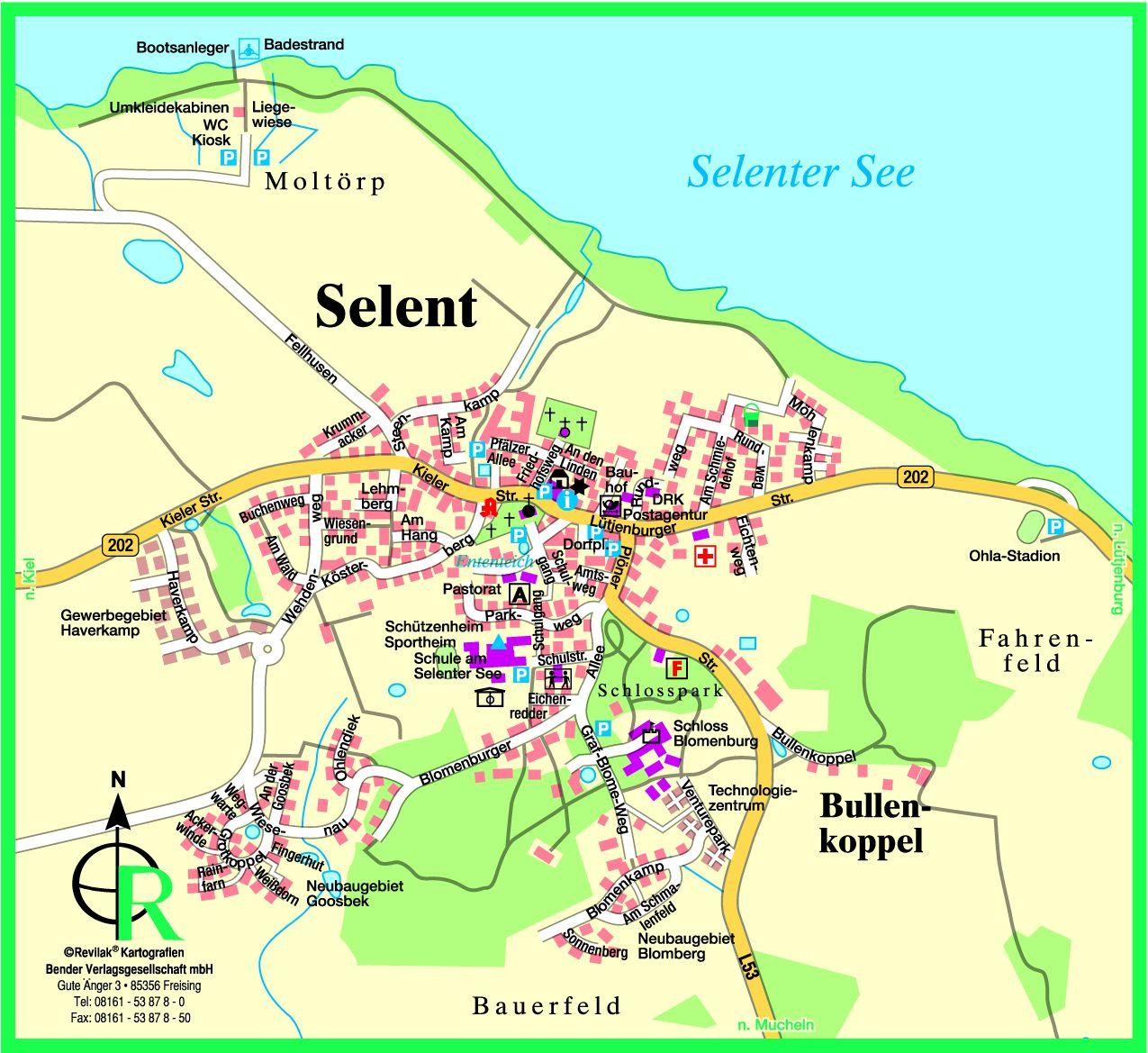 Gemeinde Selent